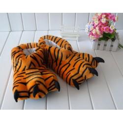 Chaussons Pantoufles Tigre