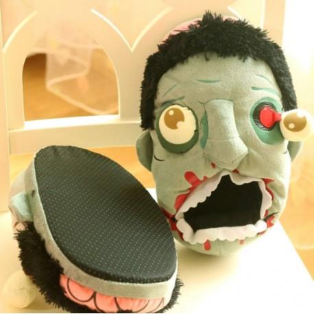 Chaussons Pantoufles Zombie