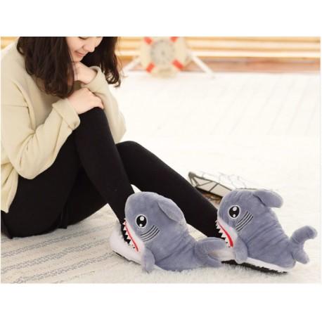 Pantoufles Requin