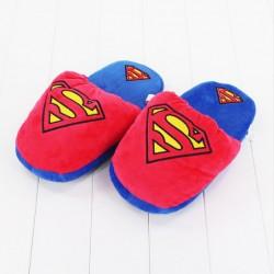 Pantoufles Superman