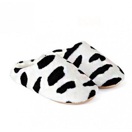 Pantoufle Vache