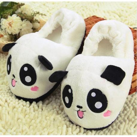 Chaussons Pantoufles Panda