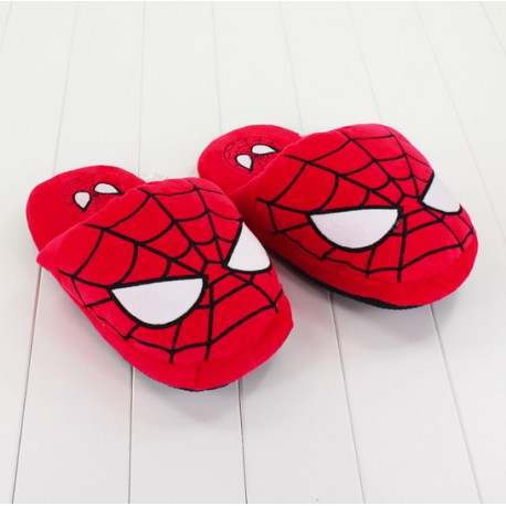 Chaussons Pantoufles Spiderman