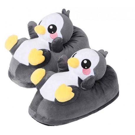 Chaussons Pantoufles Pingouin