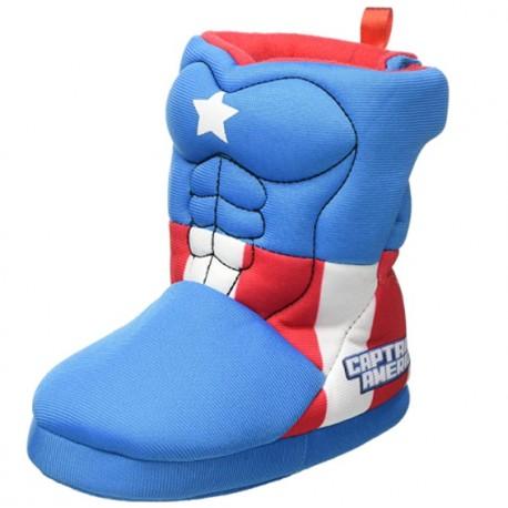 Pantoufles Captain America