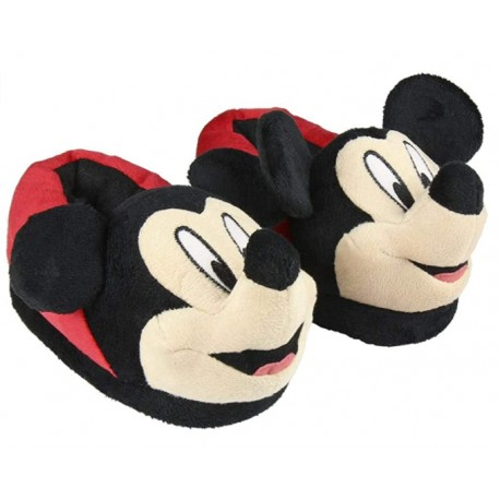 Chaussons Pantoufles Mickey Disney