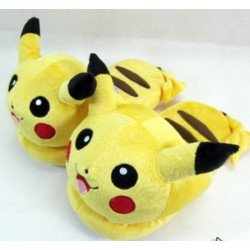 Pantoufles Pikachu Pokemon