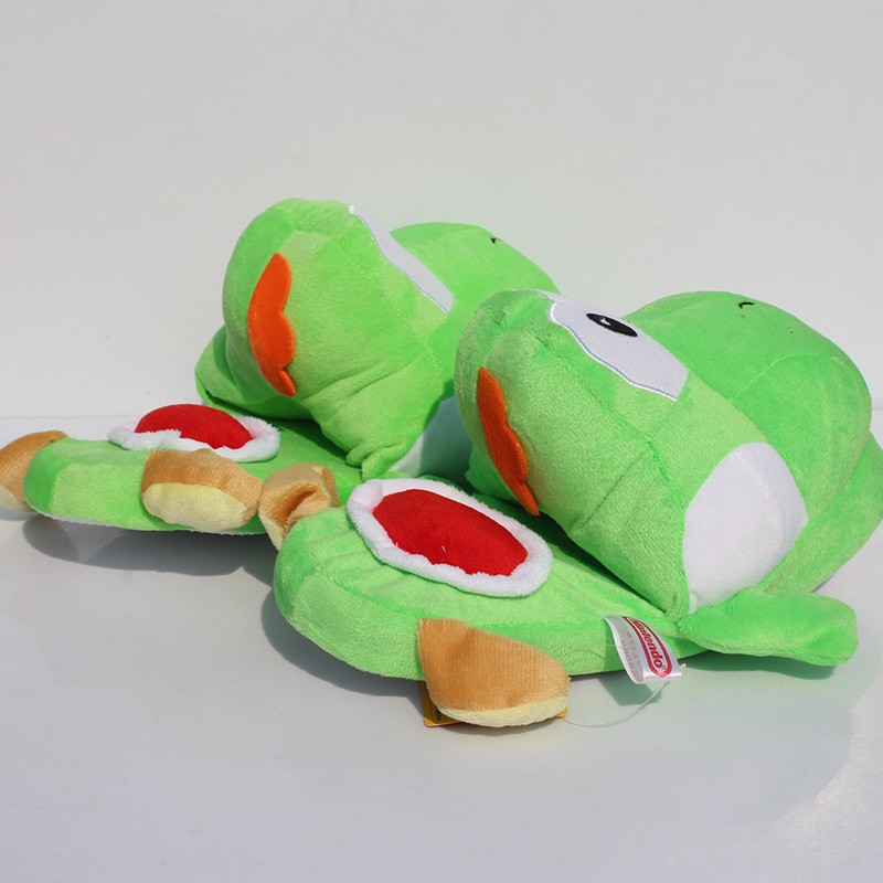 77dc5aa672c3d Chaussons Pantoufles Yoshi Mario · Chaussons Pantoufles Yoshi Mario ...