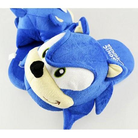 Chaussons Pantoufles Sonic